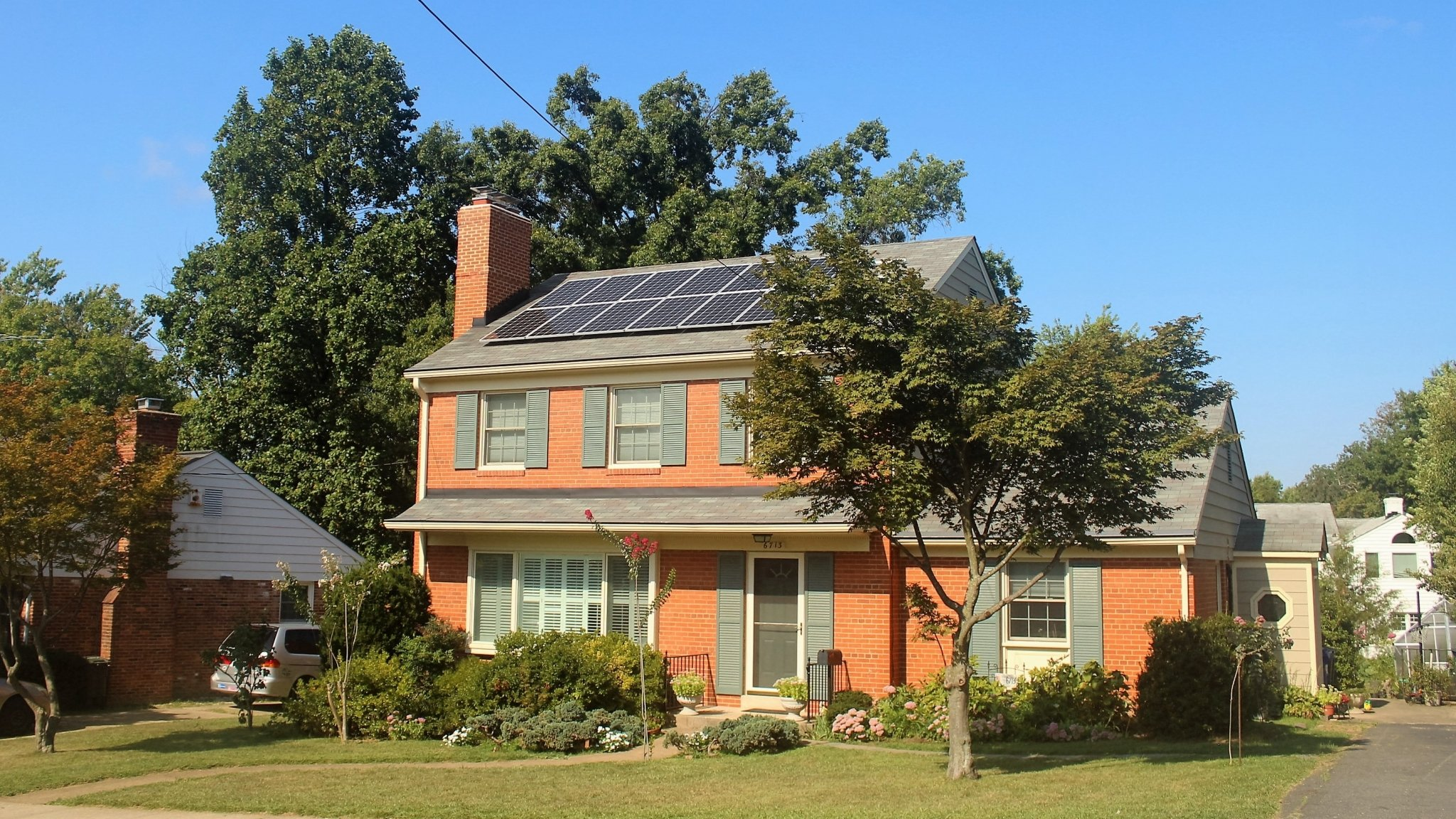 Solar PV residential in Arlington VA (Virginia)