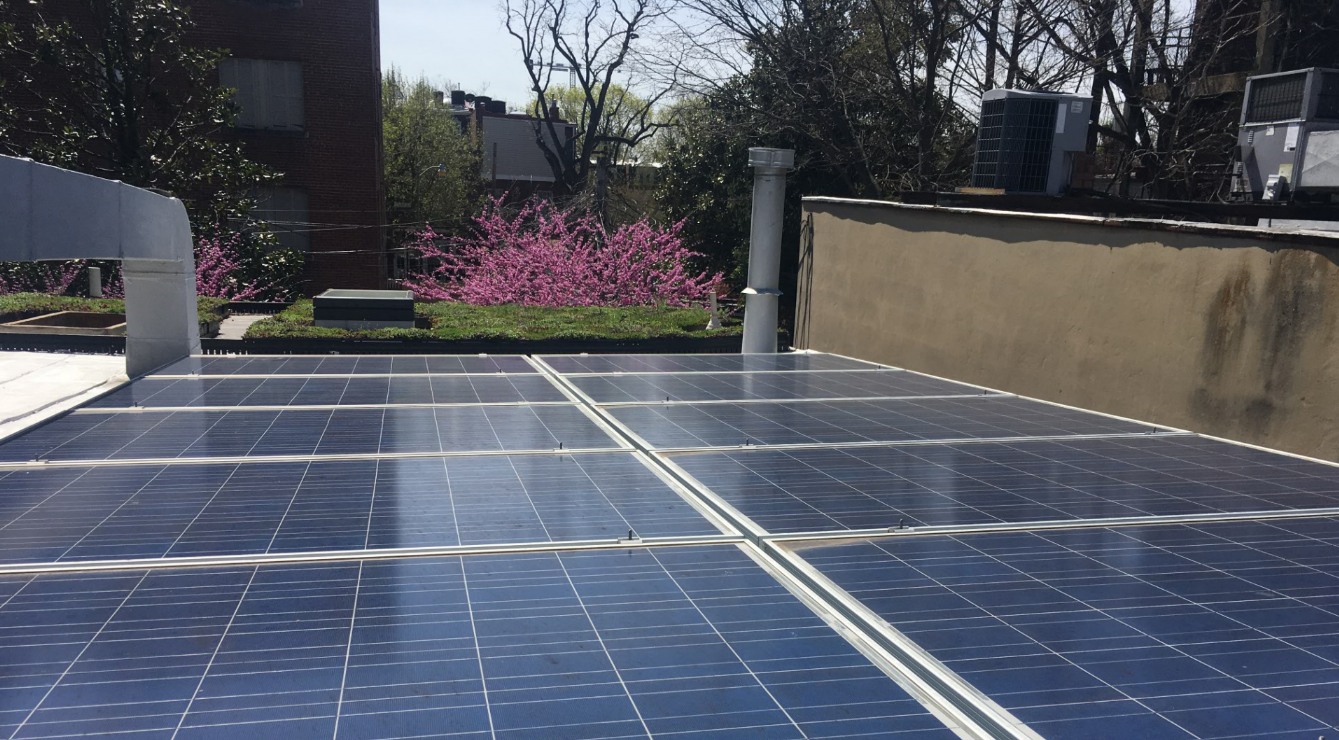 Solar with metal Clamps S5!