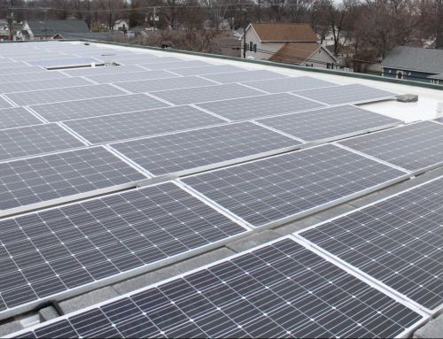 50 kW commercial solar system in Maryland
