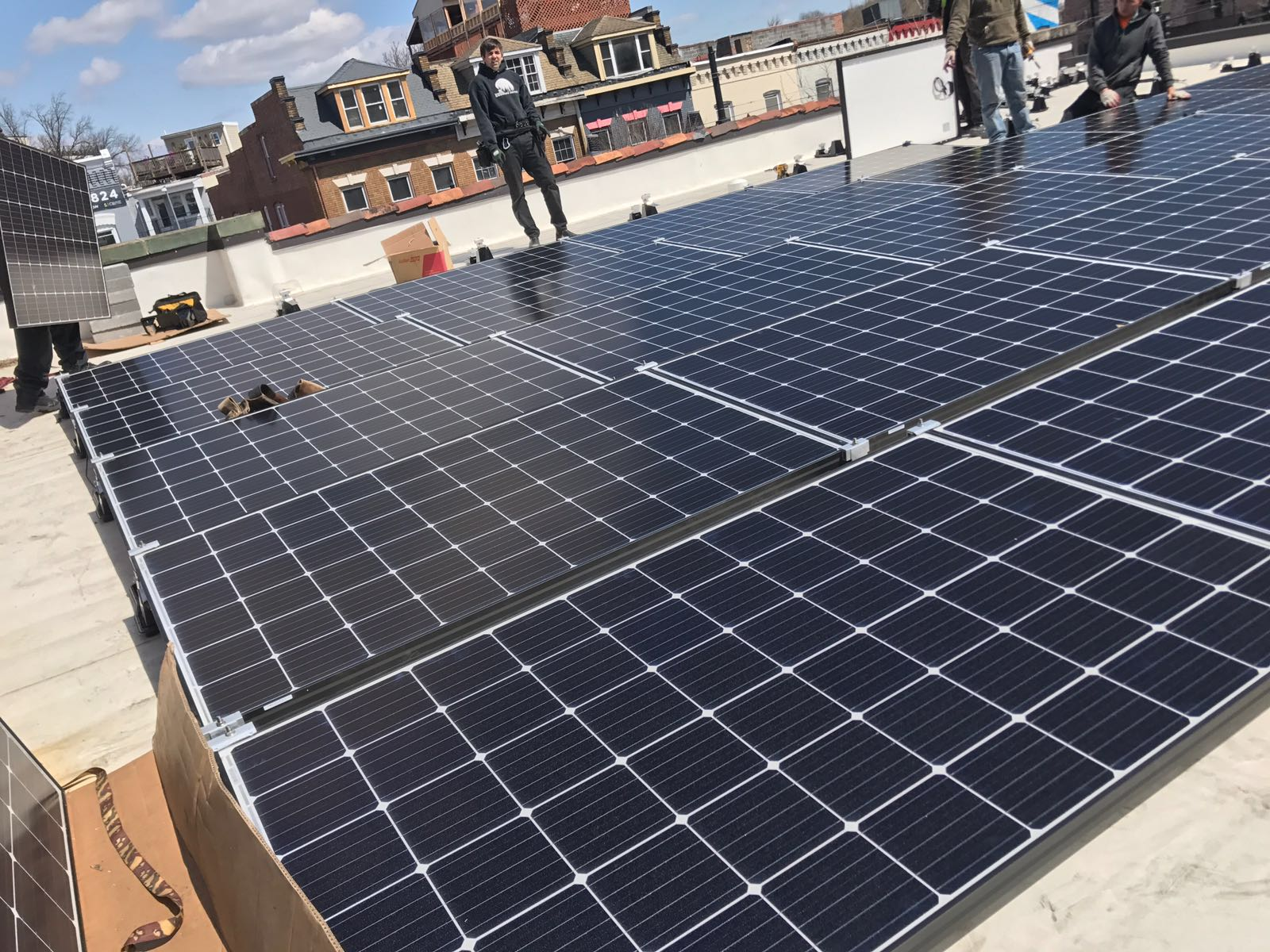 3 Commercial Solar Washington DC
