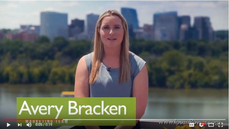 Introduction to our Marketing Team - Avery Bracken