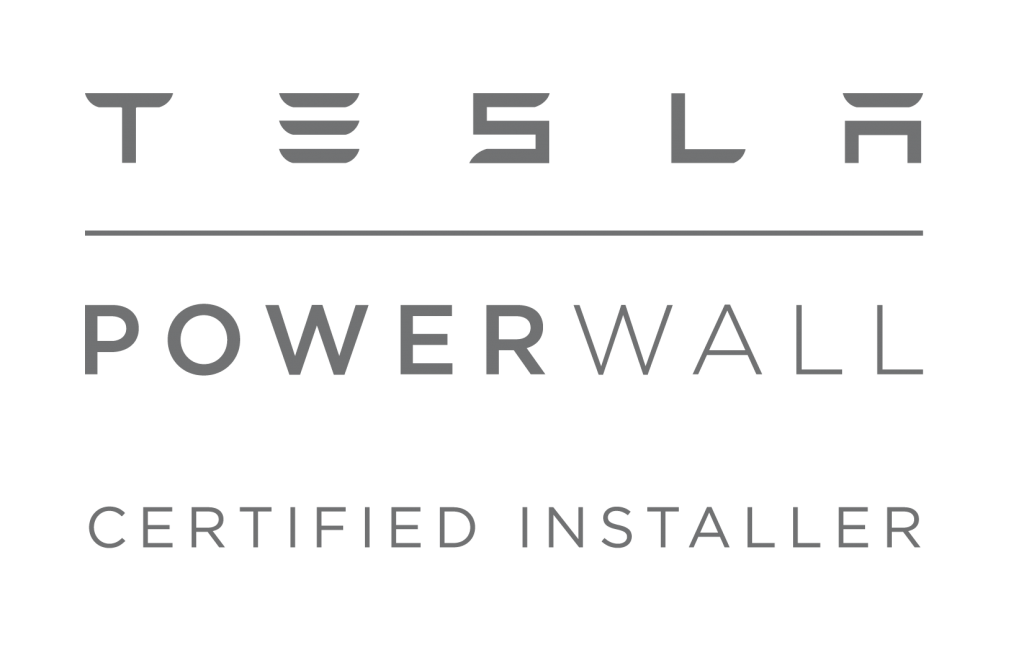 Tesla Powerwall Certified Installer logo high