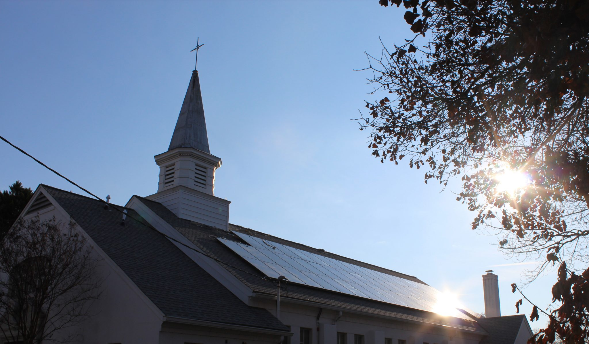Our Lady Queen of Peace Church Goes Solar - Ipsun Power - v1