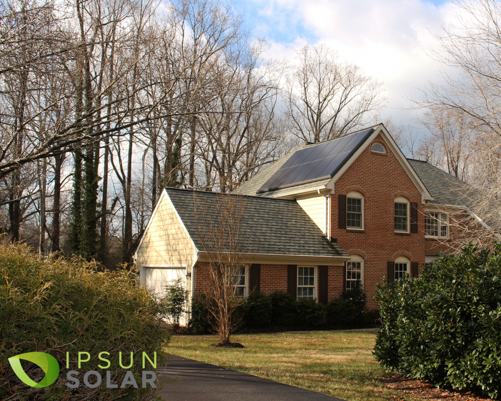 Solar panels in McLean, VA