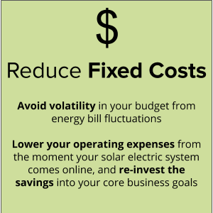 Reduce Fixed Costs