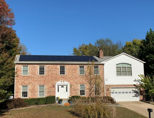 Solar adds a sleek look in Vienna VA