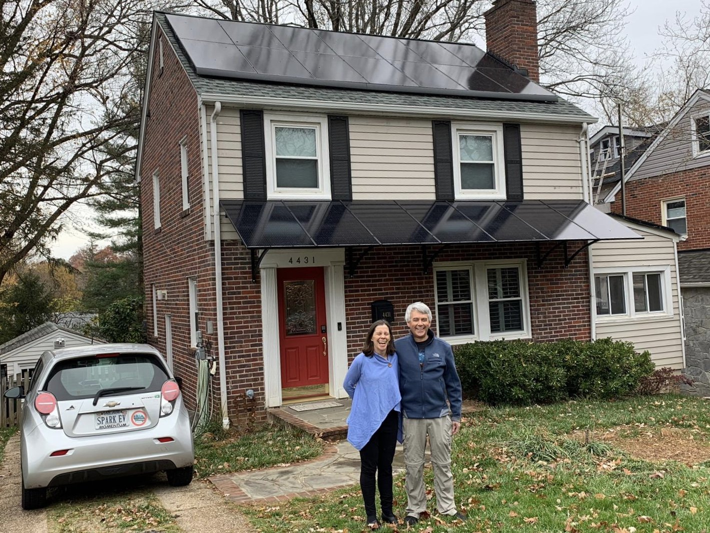 solar customers in Arlington VA