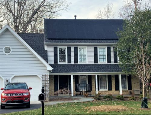 Going solar in Burke, VA
