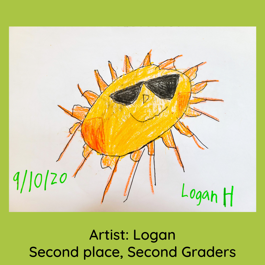 logan_second place second grade