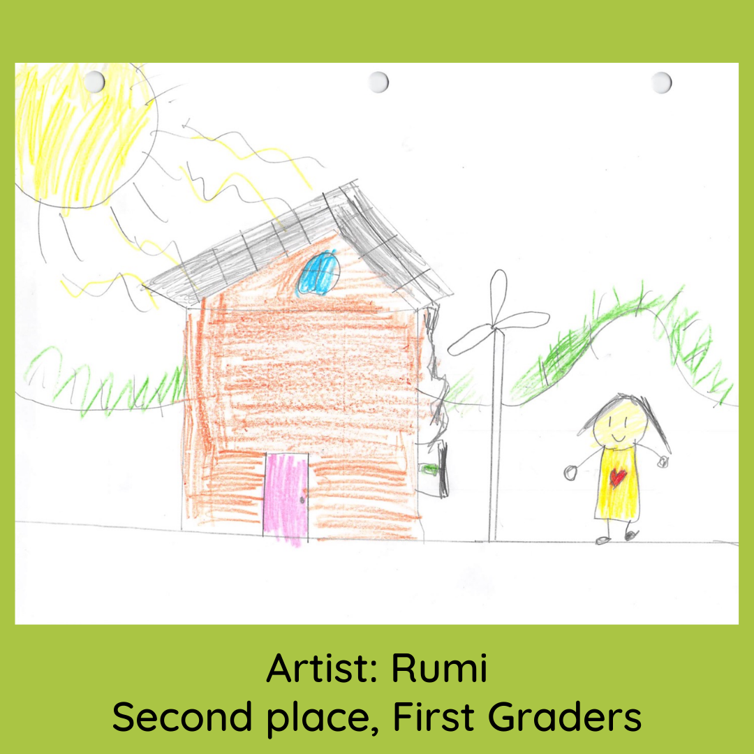 rumi_second place_first grade