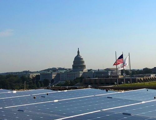 561 kW on a Secure Government Building Downton Washington DC